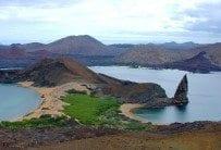 Bartolome and Pinnacle Rock, Galapagos
