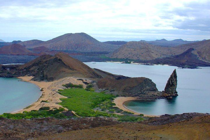 Bartolome and Pinnacle Rock, Galapagos
