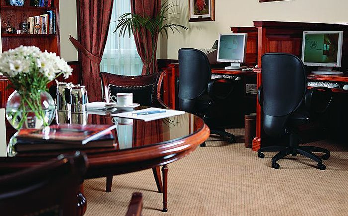 Alvear Palace Hotel | Business Center