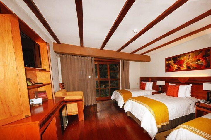 Casa del Sol Machu Picchu Boutique Hotel | Superior Triple Room