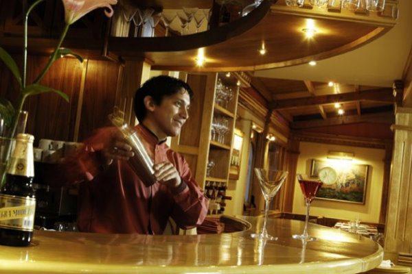 Hostal del Bosque Apart Hotel | Bar