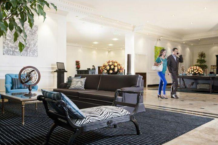Hotel Dann Carlton Quito | Lobby