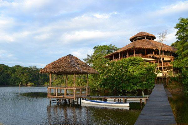 La Selva Amazon Ecoresort & Spa | Exterior View