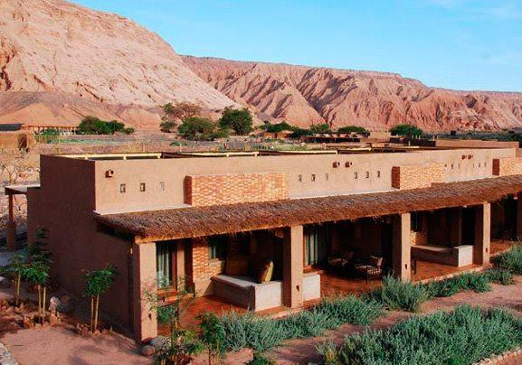 Alto Atacama Desert Lodge & Spa |  Exterior View