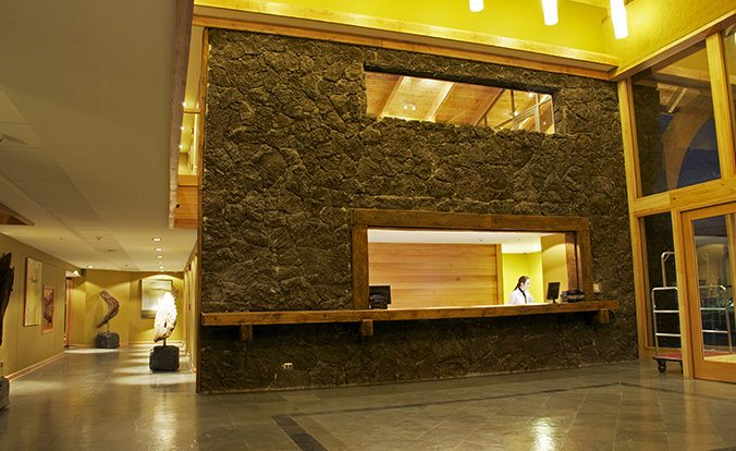 Hotel Cumbres | Reception