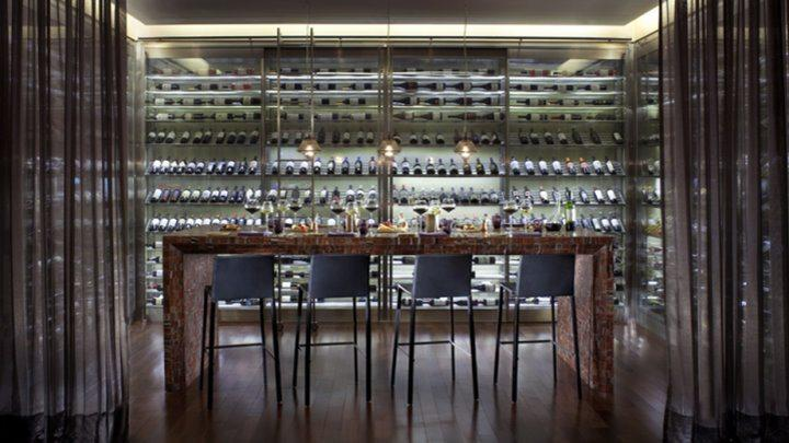 The Ritz-Carlton Santiago | Arola Wine Table