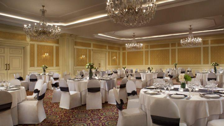 The Ritz-Carlton Santiago | Grand Ballroom