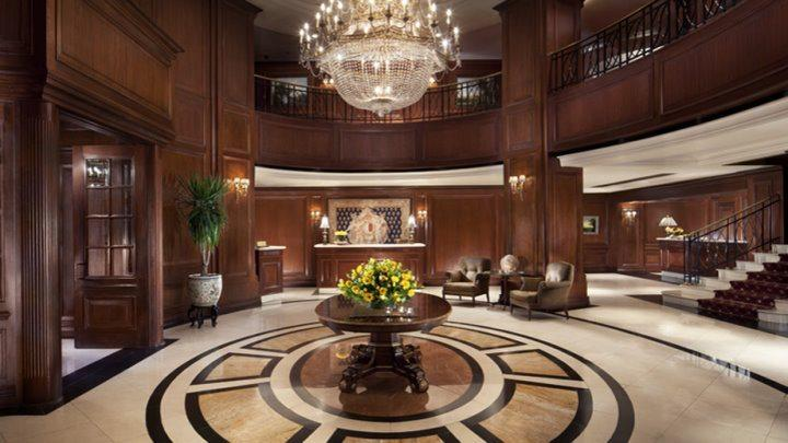 The Ritz-Carlton Santiago | Lobby