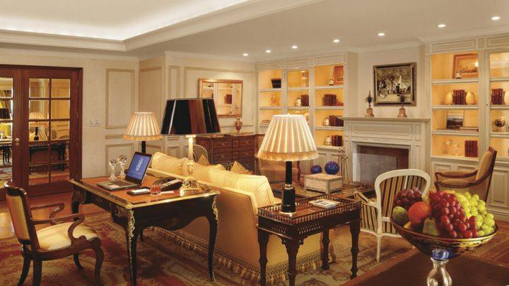 The Ritz-Carlton Santiago | Presidential Suite