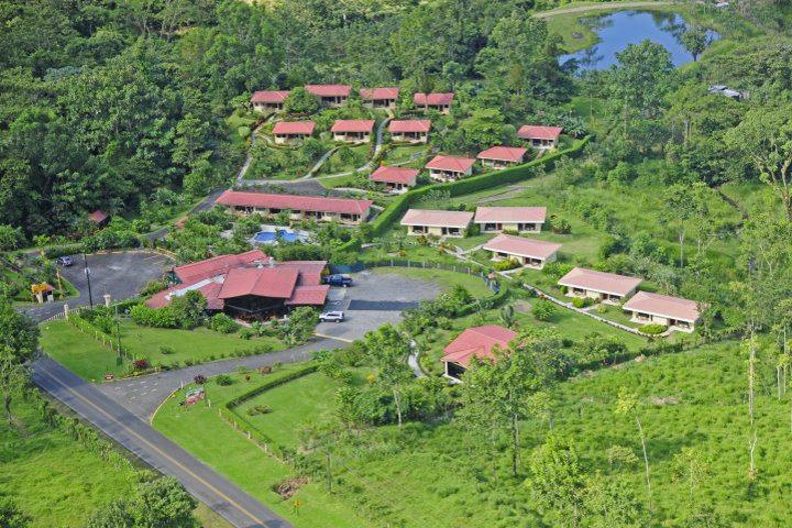 Arenal Volcano Inn | Aerial View