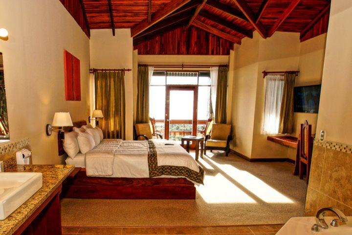 El Establo Mountain Hotel | Honeymoon Suite