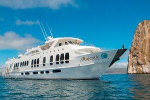 Majestic, Galapagos Cruise Ship
