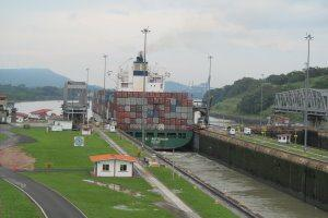 Miraflores Locks, Panama