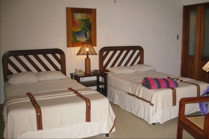 Villa Maya, Guestroom