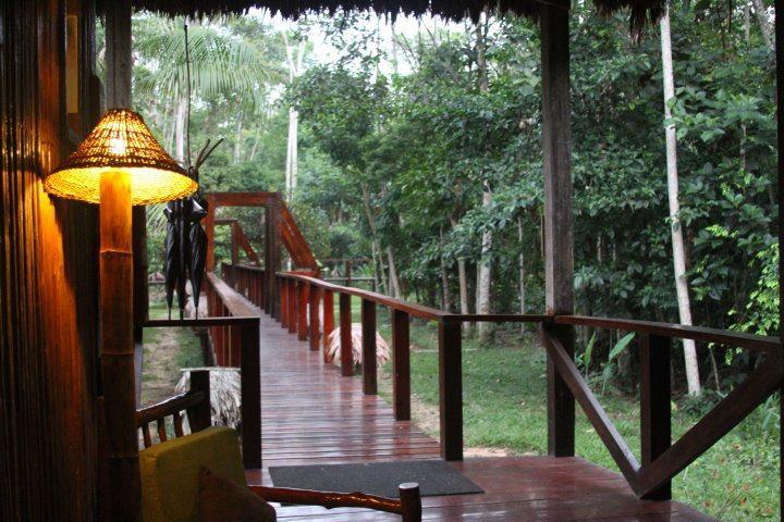 Refugio Amazonas | Walkway