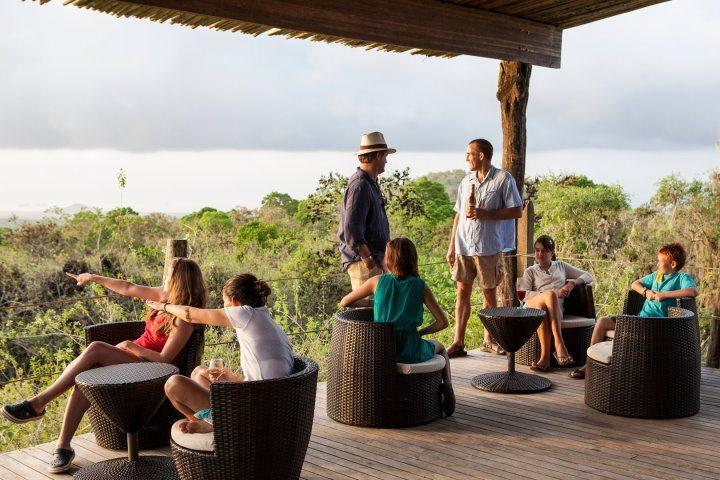 Galapagos Safari Camp | Lodge