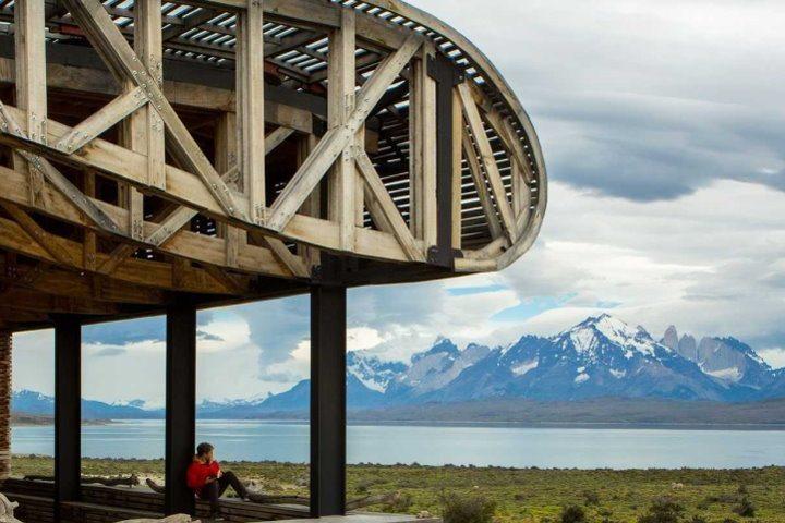 Tierra Patagonia Hotel & Spa, Exterior View