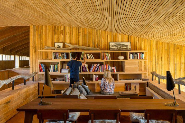 Tierra Patagonia Hotel & Spa | Library