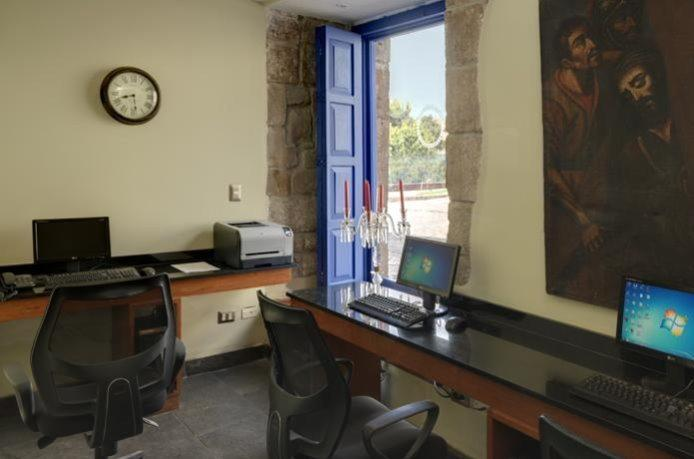 Hotel Aranwa Cusco | Business Center
