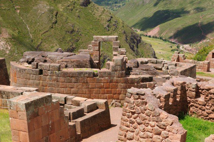 Intihuatana, Pisac, Peru