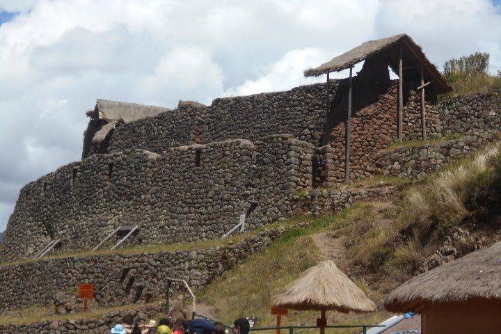 Qantu Rachay, Pisac, Peru