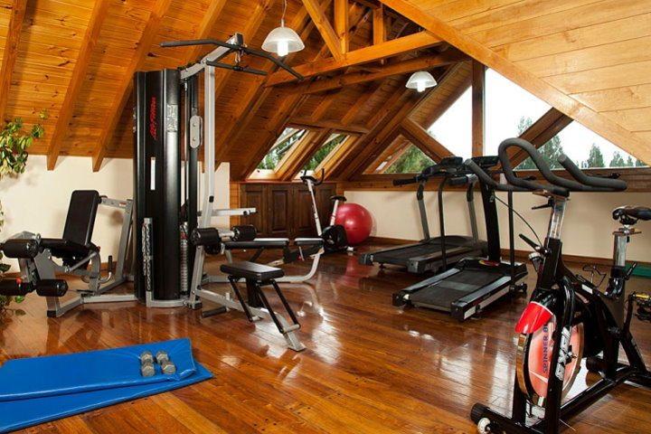 Kosten Aike | Gym