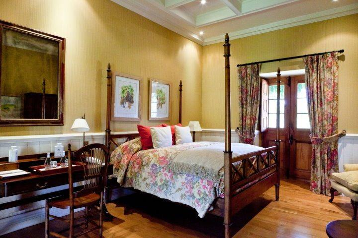 La Casona at Matetic Vineyards | Guestroom