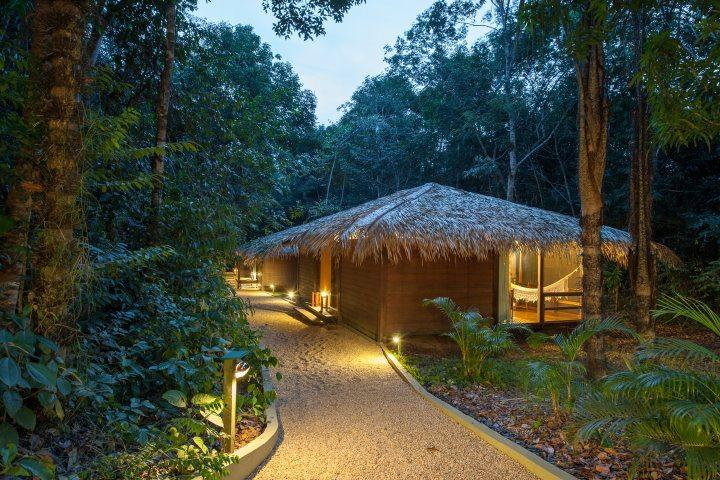 Anavilhanas Jungle Lodge | Cottage Exterior