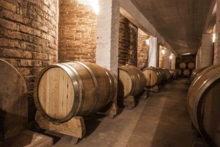 Wine Cellar, Mendoza, Argentina