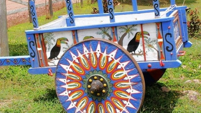 Ox Cart, Costa Rica