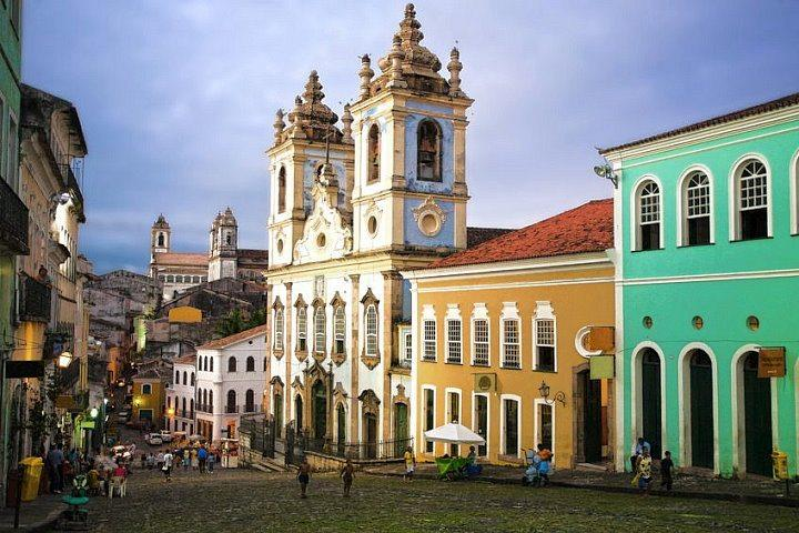 Fusing Colonial And African Pasts In Salvador Da Bahia, Brazil