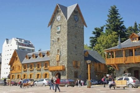 Civic Center, Bariloche, Argentina