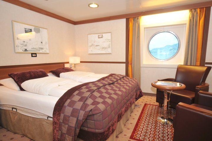 Fram | Arctic Superior Cabin