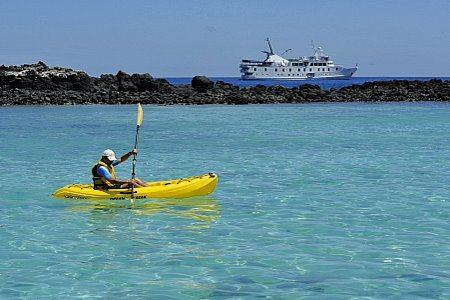 Interests - Sea Kayaking Tours