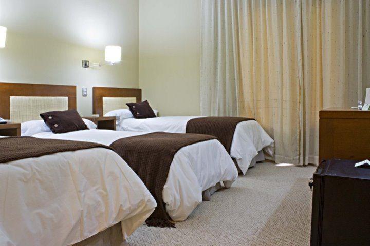 Hotel Rio Serrano | Triple Standard Room