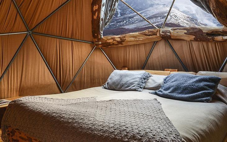 EcoCamp Patagonia | Standard Dome