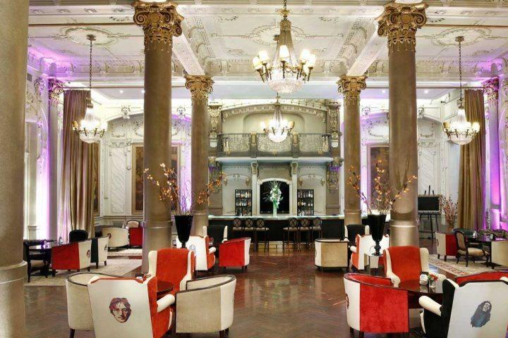Savoy Hotel Buenos Aires | Lobby Bar Imperio