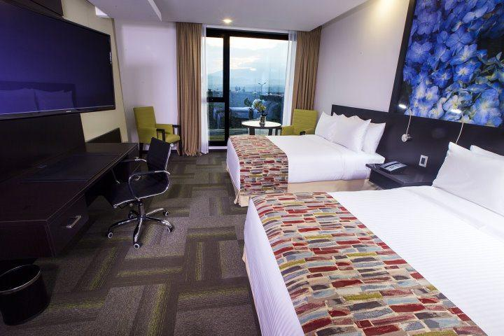 Wyndham Quito Airport | Deluxe Double Room