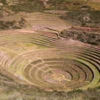 Moray Agricultural Terraces, Sacred Valley, Peru
