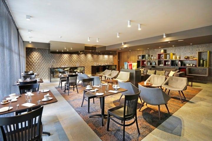 Hotel Cumbres Lastarria | Lobby
