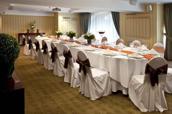 Hotel Plaza San Francisco | Banquet Room