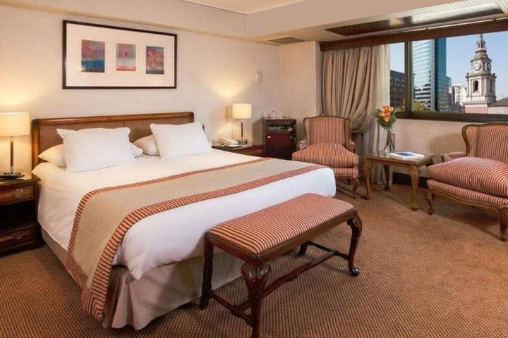 Hotel Plaza San Francisco | Standard King Room