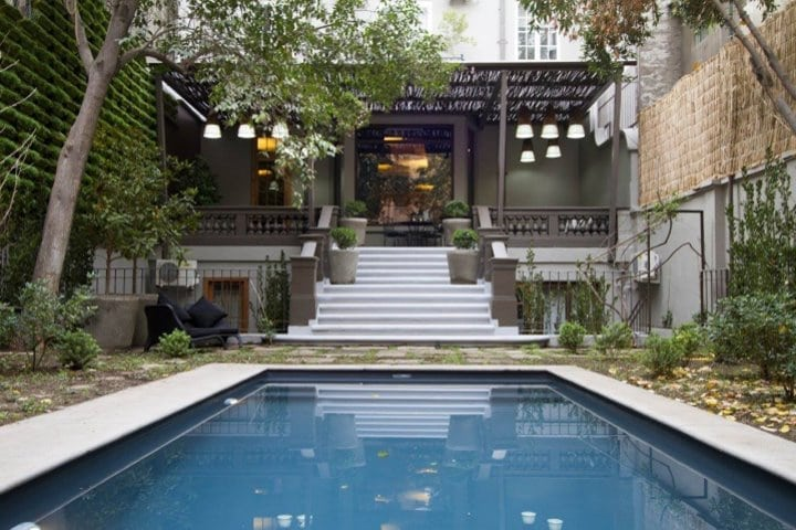 Lastarria Boutique Hotel | Pool