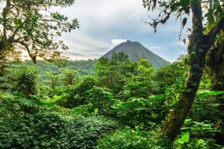 The Best Places to Visit in Costa Rica - Arenal Volcano