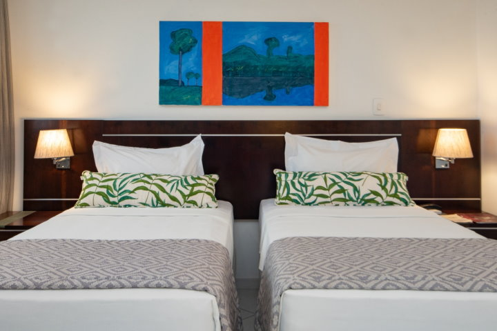 Manaus Hoteis Millennium | Luxo Double Twin Room