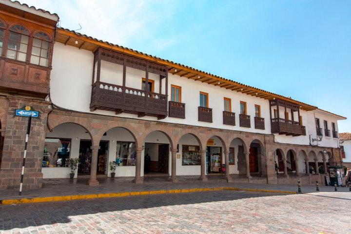 Casa Andina Classic Cusco Plaza, Cusco, Peru