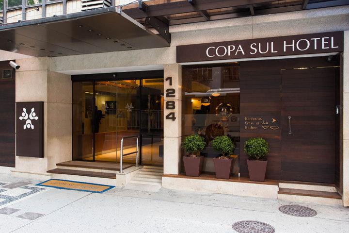 Copa Sul Hotel, Rio de Janeiro, Brazil
