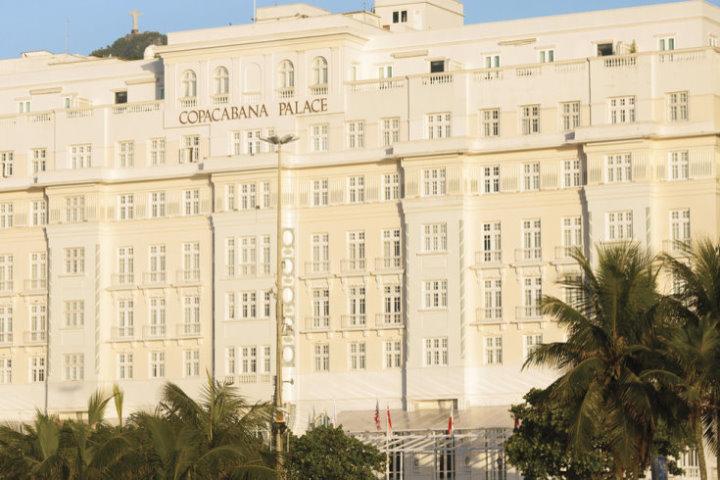 Copacabana Palace Hotel, Rio de Janeiro, Brazil