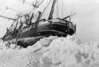 Ship Endurance, Antarctica