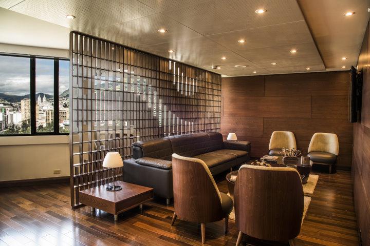 Hilton Colon Quito, Executive Lounge